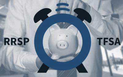 RRSP & 2017 TFSA CONTRIBUTIONS REMINDER